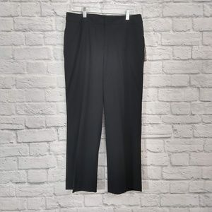 Jones New York | Black Platinum Stretch Slacks